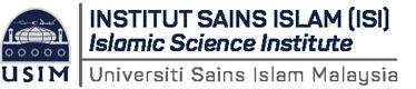 ISI | Institut Sains Islam Logo